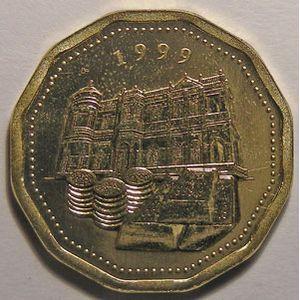 Photo numismatique Monnaies Etrang�res Macao 20 Avos