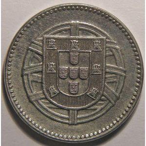 Photo numismatique Monnaies Etrang�res Portugal 2 Centavos