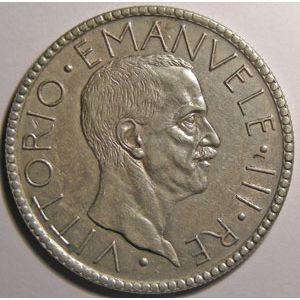 Photo numismatique Monnaies Etrangères Italie 20 Lire