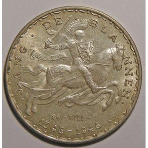 Photo numismatique Monnaies Etrang�res Luxembourg 50 Francs