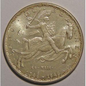 Photo numismatique Monnaies Etrang�res Luxembourg 20 Francs
