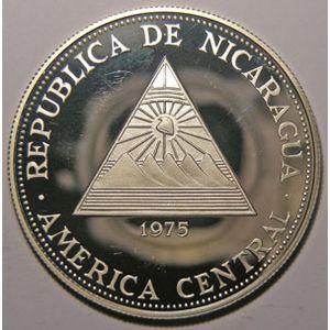 Photo numismatique Monnaies Etrang�res Nicaragua 100 Cordobas
