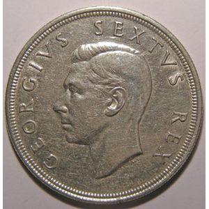 Photo numismatique Monnaies Etrangères Afrique du Sud 5 Shillings