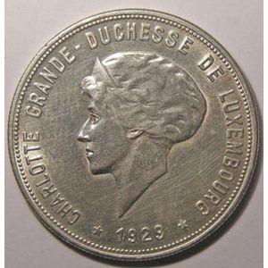 Photo numismatique Monnaies Etrang�res Luxembourg 10 Francs