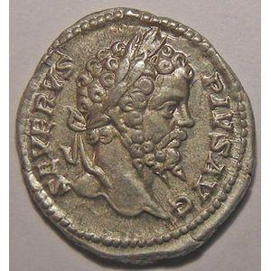 Photo numismatique Monnaies Empire Romain SEPTIME SEVERE ( 193-211) Denier
