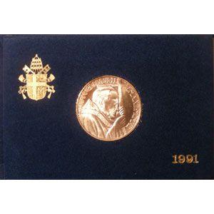 Photo numismatique Monnaies Etrangères Vatican 500 Lire