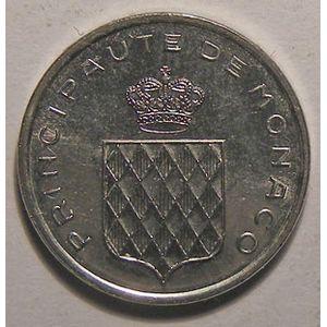 Photo numismatique Monnaies Etrang�res Monaco Rainier III (1949-2005)