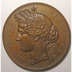 Photo numismatique Monnaies Jetons et médailles Médailles hippiques