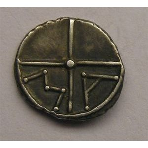 Photo numismatique Monnaies Gauloises Marseille Obole