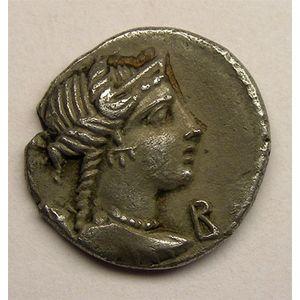 Photo numismatique Monnaies Gauloises Marseille Drachme légère