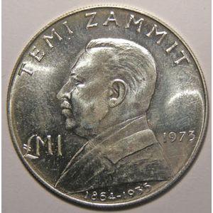 Photo numismatique Monnaies Etrang�res Malte 1 Pound