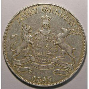 Photo numismatique Monnaies Etrang�res Allemagne W�rttemberg