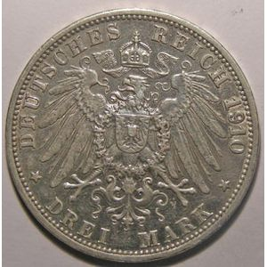 Photo numismatique Monnaies Etrang�res Allemagne Baden