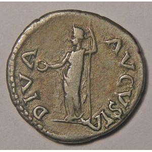 Photo numismatique Monnaies Empire Romain GALBA (68-69) Denier