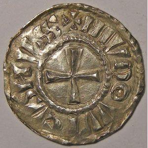 Photo numismatique Monnaies Carolingiennes Louis IV, Roi de Germanie (899-911) Denier de Strasbourg