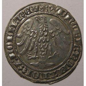 Photo numismatique Monnaies Etrangères Luxembourg Wenceslas II (1383-1419)