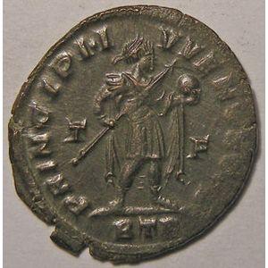 Photo numismatique Monnaies Empire Romain CRISPUS (316-326) Follis ou nummus