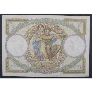 50 Francs L.O.M 7.8.1930, M.6248, TTB+