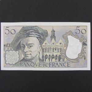 50 Francs Quentin de la Tour 1976, Pr.Neuf