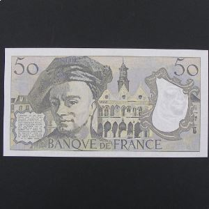 50 Francs Quentin de la Tour 1978, SPL