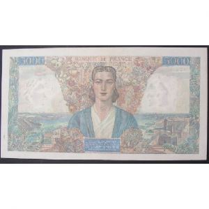 5000 Francs Empire Français 23.8.1945, F: 47/40, TTB+/SUP