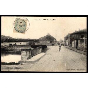 51 - Entrée de SAINT HILAIRE LE GRAND (Marne)