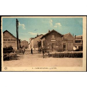 51 - MATOUGUES (Marne) - La Gare