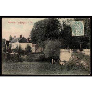 51 - ORBAIS - Le Moulin et le Pont sur le Surmelin