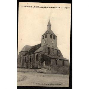 51 - PASSAVANT EN ARGONNE - L'Eglise - L'Argonne