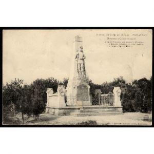 51 - PASSAVANT EN ARGONNE - Le Monument Commémoratif