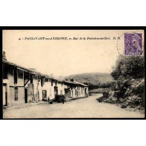 51 - PASSAVANT  EN ARGONNE - Rue de la Fontaine au Gué
