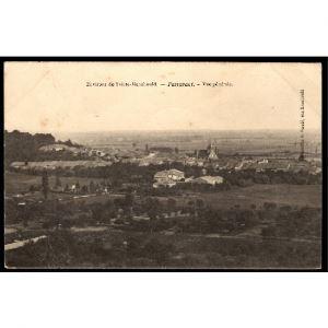 51 - PASSAVANT  (Marne)  - Vue Générale - Environs de Sainte Ménéhould