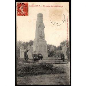 51 - PASSAVANT - Monument des Mobiles (1870)
