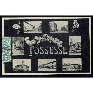 51 - POSSESSE (Marne) - Multivues