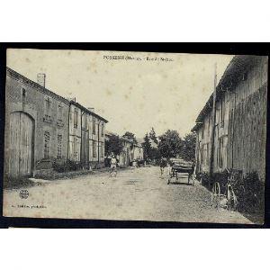 51 - POSSESSE (Marne) - Rue de St Jean