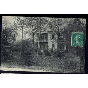51 - POUILLON (Marne) - Le Parc - Villa Antoinette
