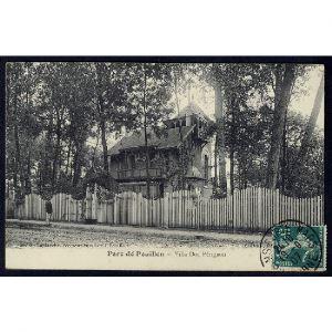 51 - POUILLON (Marne) - Le Parc - Villa Dom Pérignon