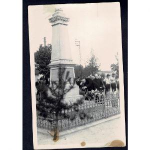 51 - PROSNES (Marne) - Photographie  Monument aux Morts