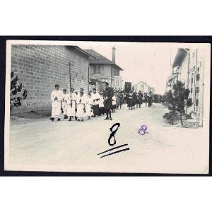 51 - PROSNES (Marne) - photographie - RARE - Abbé Laurensis - Curé de Prosnes