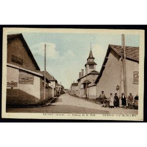 51 - PRUNAY (Marne)  - Avenue de la Gare