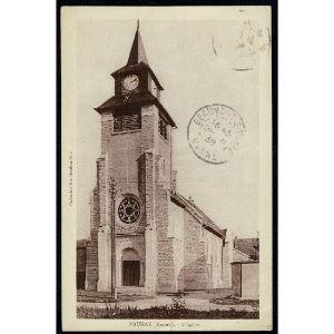 51 - PRUNAY (Marne)  - L'Eglise
