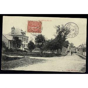 51 - PUISIEULX (Marne)