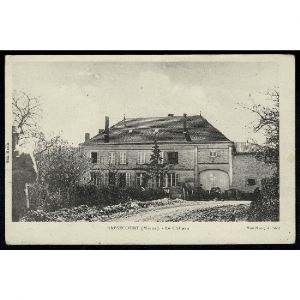 51 - RAPSECOURT (Marne) - Le Château