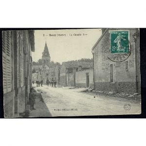 51 - RECY (Marne) - La Grande Rue