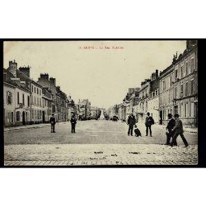 51 - REIMS (Marne) - La Rue Buirette