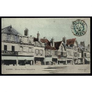 51 - REIMS (Marne) - Place Saint Timothée