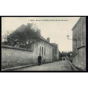 51 - REUIL (Marne) - Entrée de Reuil - Rue du Commerce