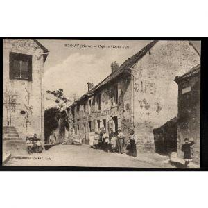 51 - ROSNAY (Marne) - Café de l'Etoile d'Or