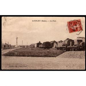 51 - SAINT EULIEN (Marne) Le Parc