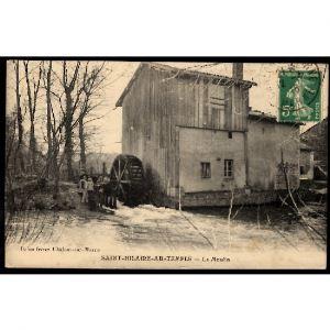 51 - SAINT HILAIRE AU TEMPLE (Marne) - Le Moulin
